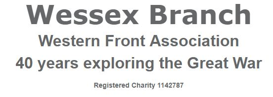 WESSEX BRANCH WESTERN FRONT ASSOCIATION